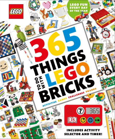 365 Things to Do with LEGO Book