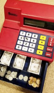 Learning Resources Play Cash Register