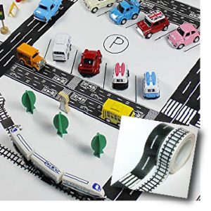 Road and Track Washi Tape for building cities